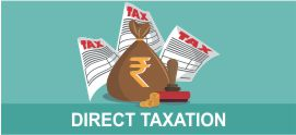 company direct taxation