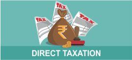 company direct taxation